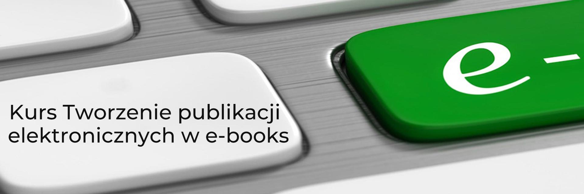 Kurs e-publikacji
