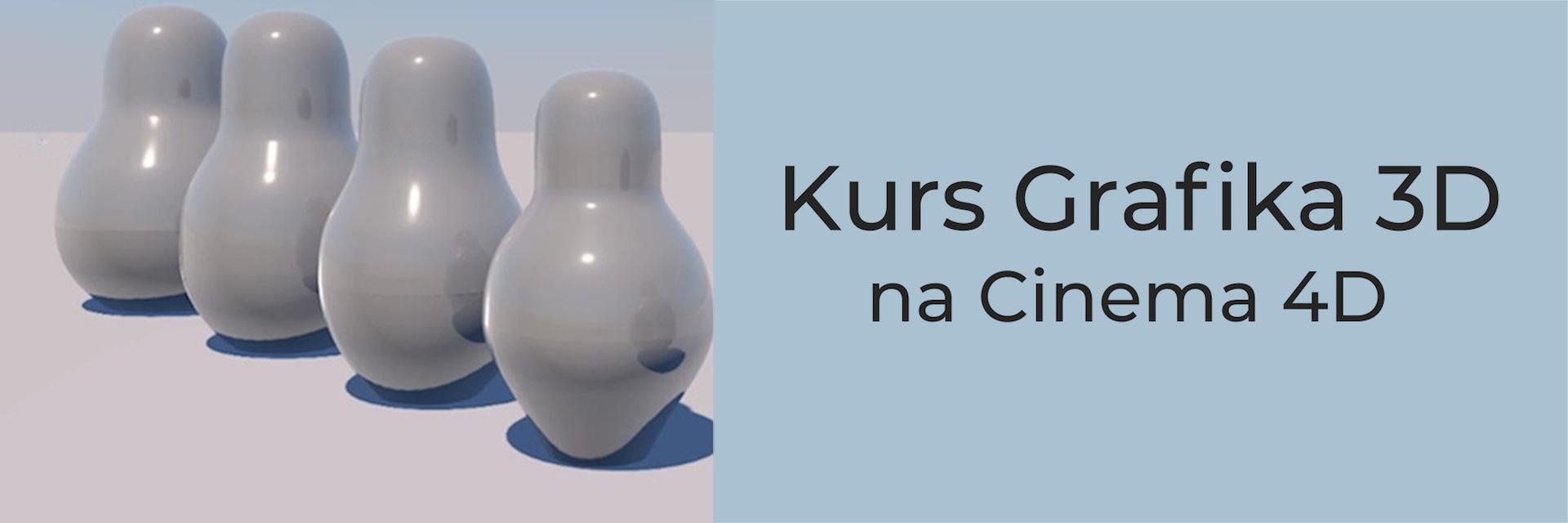 Kurs Cinema 4D
